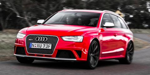 Audi RS4 Avant Review : Track Test