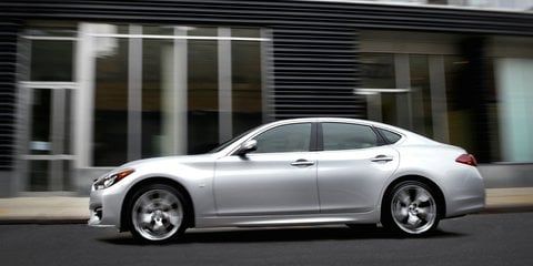 Infiniti Q70 gains new four-cylinder diesel engine sourced from Mercedes-Benz