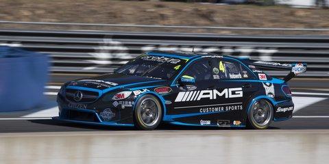 Mercedes-Benz AMG boss backflips on Erebus V8 Supercars team