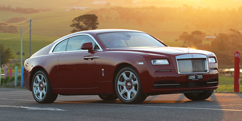 """Rolls-Royce: Mercedes-Maybach """"is not a direct competitor"""""""