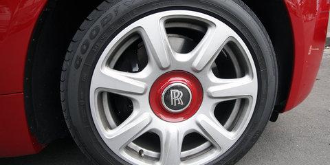 Rolls-Royce won't pimp its rides with bigger wheels, says design boss