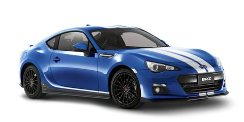 Subaru BRZ Special Edition revealed