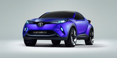Toyota set to unveil Nissan Qashqai-fighter at Geneva - report