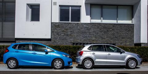 Honda Jazz v Volkswagen Polo : Comparison review