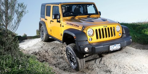 Jeep Wrangler Rubicon X : Brand's most capable model ever launches from $52,000