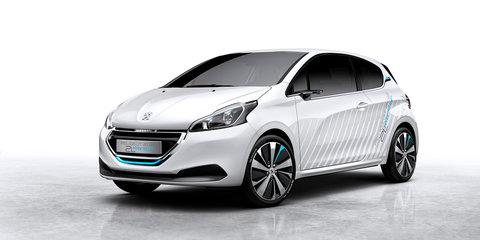 Peugeot 208 Hybrid Air 2L prototype to debut in Paris