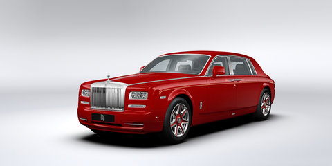 HK tycoon orders 30 Rolls-Royce Phantoms for his luxury hotel