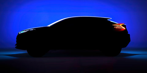Toyota to debut second C-HR compact SUV concept at 2015 Frankfurt motor show