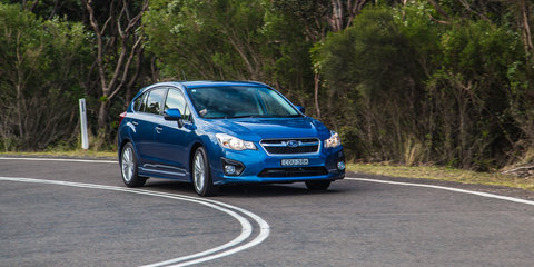 Subaru Impreza Review: 2.0i-S