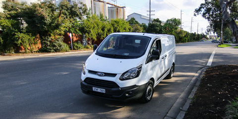 Ford Transit Custom Photo Gallery Pictures to pin on Pinterest