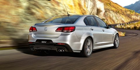 Holden Commodore V8 achieves highest sales percentage in nameplate's history