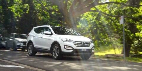2015 Hyundai Santa Fe Review: Highlander