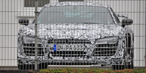 Audi R8: hardcore farewell edition model spied