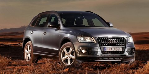 2015 Audi Q5 recalled for side airbag issue
