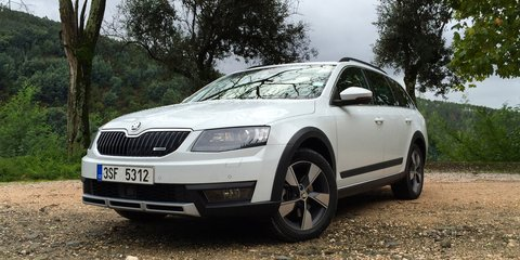 2015 Skoda Octavia Scout Review