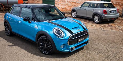 2015 Mini 5 Door: pricing and specifications
