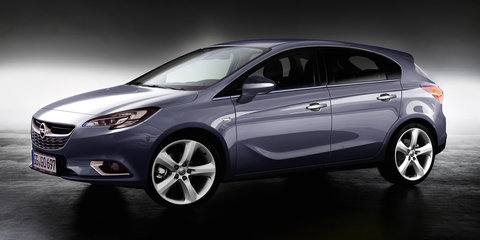 2016 Holden Astra: First secrets uncovered
