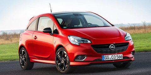 2015 Opel Corsa OPC Line models revealed