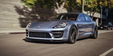 Porsche planning luxury EV to rival Tesla Model S - report