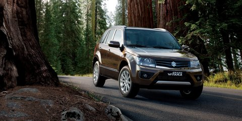 New Suzuki Grand Vitara no closer