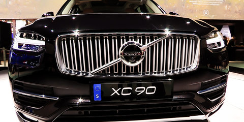 Volvo: 2014 Volvo XC90 - first look