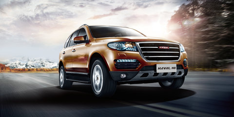Haval headed to Australia with H2, H8, H9 SUVs