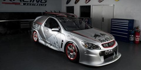 Holden Sandman : Red Bull Racing reveals 525kW V8 Supercar-based classic