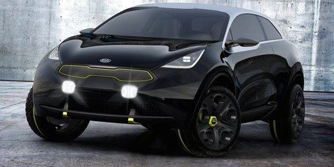 Kia to launch dedicated hybrid crossover in 2016 - report