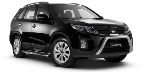 Kia Sorento: runout SUV gets free family pack