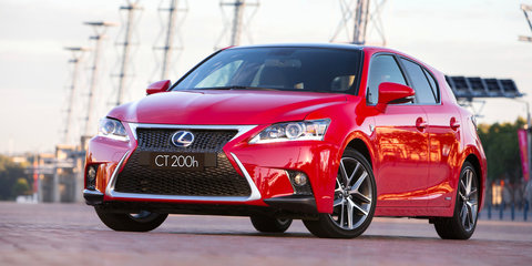 Lexus CT: Second-gen small car could gain non-hybrid, turbo engines; sedan not planned