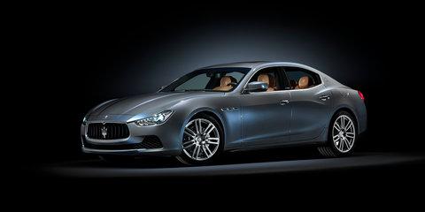 Maserati Ghibli Ermenegildo Zegna concept unveiled with silk interior