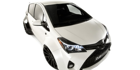 Toyota Yaris DUB Edition, Sienna:Remix, Baja 1000 support trucks heading to SEMA