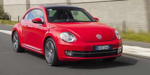 Volkswagen Beetle: Next-gen to be electric and RWD - report