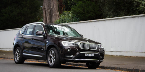 2014 BMW X3 Speed Date