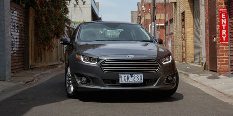 2015 Ford Falcon Review