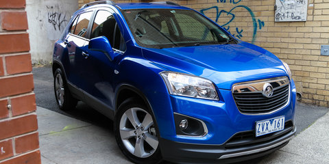 2014 Holden Trax LTZ Speed Date
