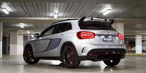 Mercedes-Benz GLA45: week with Review