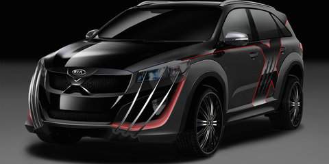 Clawsome? Kia Sorento X-Men edition to feature at 2015 Australian Open