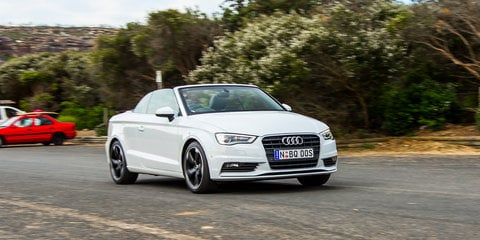 Audi A3 Cabriolet Review : 2.0 TDI Ambition