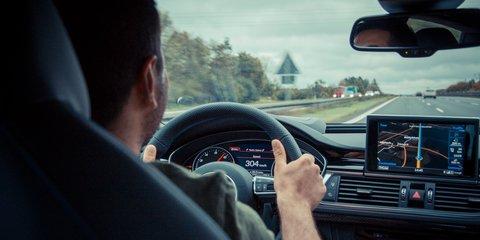 I drove 312km/h on a public road & didn't die