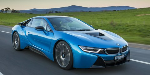 BMW i8 EV under development - report