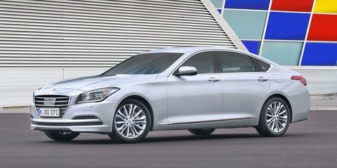 Hyundai Genesis an image-maker not a loss-maker, says brand