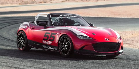 Mazda MX-5 to race in new global one-make series