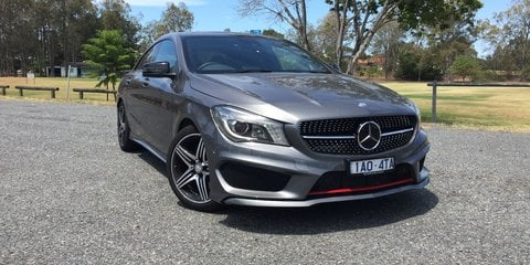 2014 Mercedes-Benz CLA 250 Sport 4MATIC Speed Date