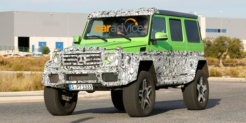 Mercedes-AMG confirms 'green monster' for production