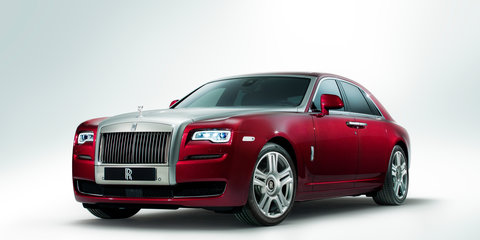 Rolls-Royce Ghost Series II launch brings $100K price cut