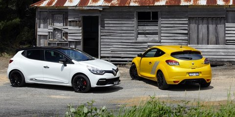 Renault Clio RS set to outsell Megane RS, won't negatively influence next-gen hot-hatch