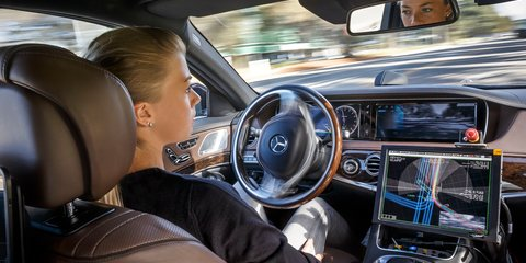 Mercedes-Benz: More cooperation needed on autonomous cars