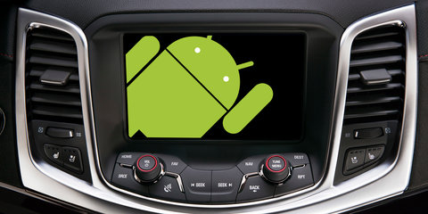Next-generation GM infotainment system to run on Android OS