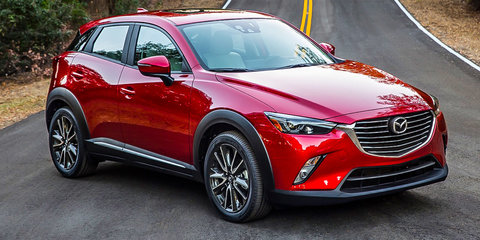 Mazda CX-3 First Look : Los Angeles Auto Show